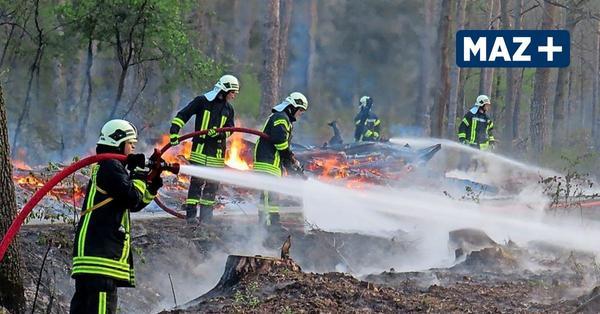 Rathenow: Die Freiwillige Feuerwehr ist die älteste im Havelland