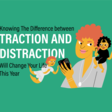 """What is the Opposite of """"Distraction?"""" The Single Word that Will Change Your Life This Year"""