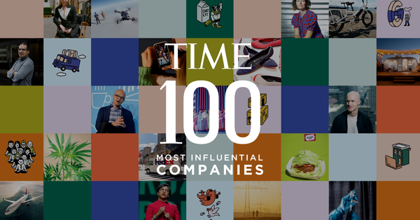 Introducing the TIME100 Most Influential Companies of 2021