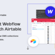 Nobull Airtable for Webflow App, by F*insweet