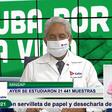 Coronavirus en Cuba: 10 fallecidos y 988 nuevos casos positivos