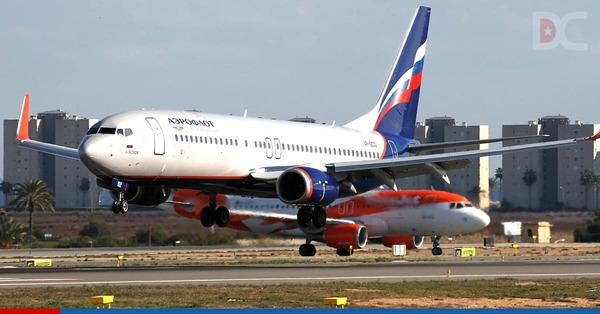 Aerolínea rusa Aeroflot regresa a Varadero con tres vuelos semanales
