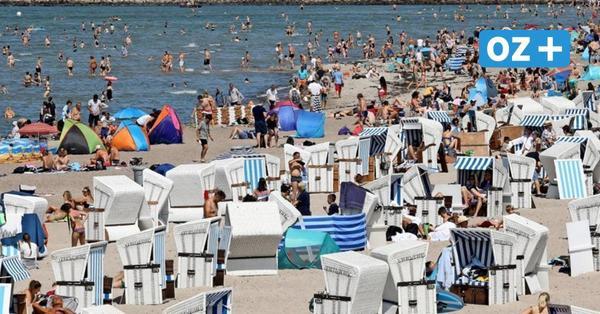 Ostsee Warnemünde: Neue Corona-Strand-Regeln für FKK, Drohnen und Raucher