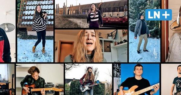 """""""Wir retten jetzt die Welt"""": Vier junge Lübecker Bands schreiben Song"""