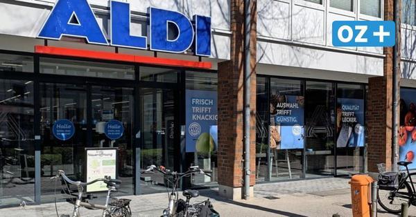 Stralsund: So präsentiert sich der neue Aldi in der Tribseer Vorstadt