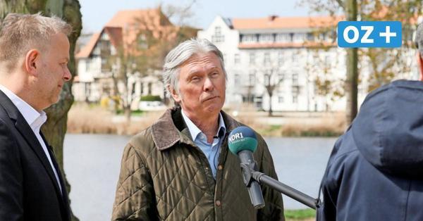 Ex-Rektor der Uni Rostock outet sich als AfD-Mitglied: Das sind die Gründe