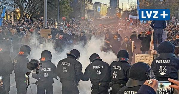 Leipzig: Demo gegen Corona-Maßnahmen und Neonazi-Umzug für den 1. Mai geplant