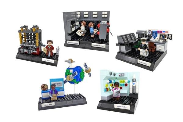 LEGO IDEAS - Women of Computing