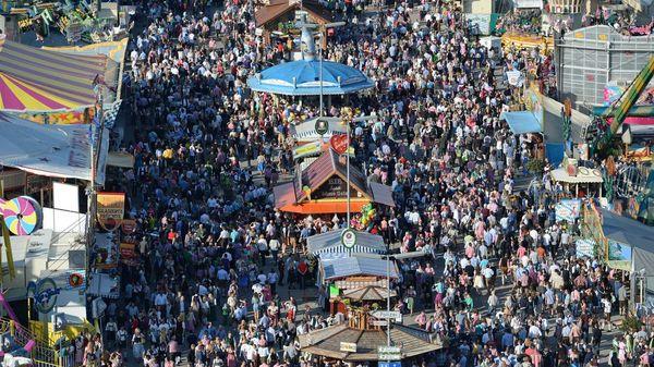 Oktoberfest, Hamburger Dom, Maschseefest: Welche Volksfeste finden 2021 statt?