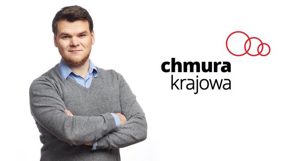 Jerzy Dąbrówka (Head of Practice at Operator Chmury Krajowej)