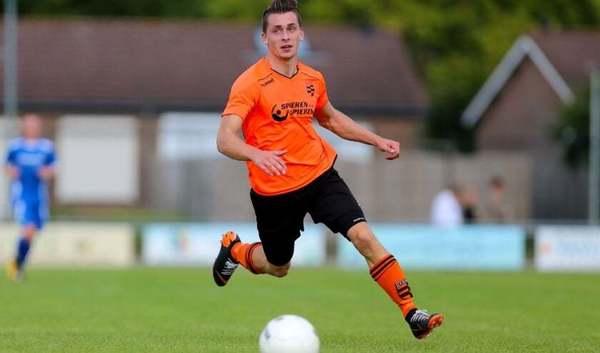Lucas van Dam (HSSC'61) kiest voor Benschop, net als doelman Shane van Zanten (Maarssen)