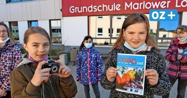 Schülerzeitungs-Wettbewerb: Marlower Schüler sind Seriensieger
