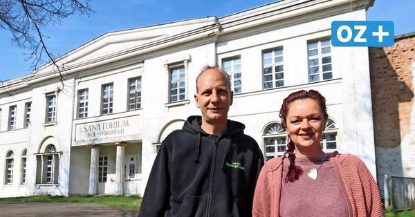 Sanatorium in Bad Sülze verkauft: Das hat der Investor damit vor