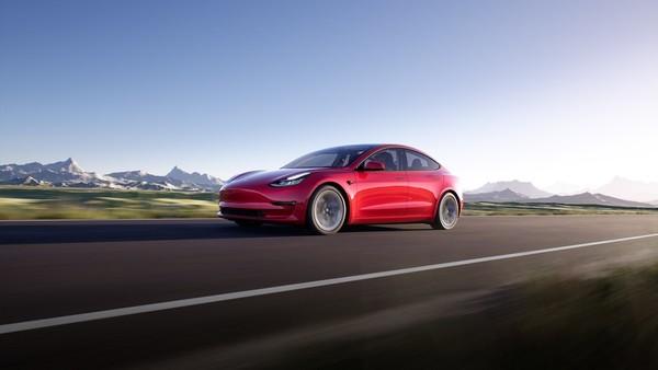 Tesla Model 3, l'elettrica più venduta in Europa nel primo trimestre del 2021 - HDmotori.it