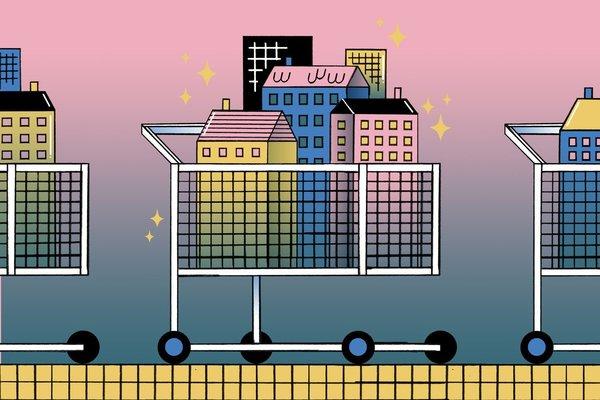 Wie Investments den Wohnungsmarkt umwälzen