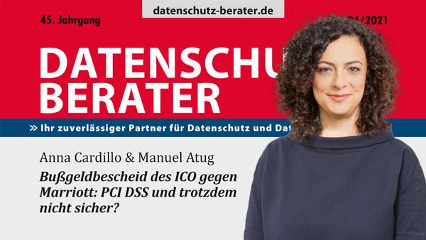 DSB: Bußgeldbescheid des ICO gegen Marriott: PCI DSS und trotzdem nicht sicher?