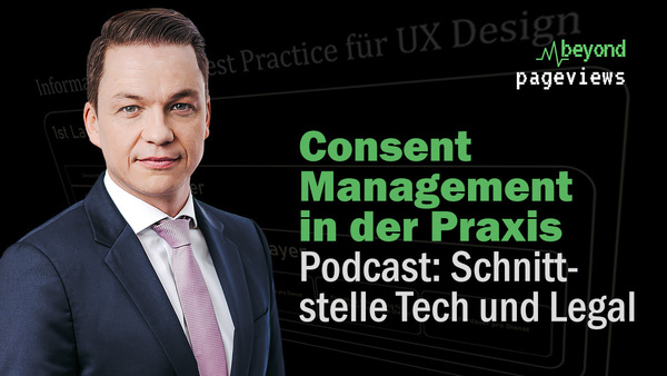 Beyond Pageviews Podcast: Consent Management
