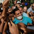 Leading Algerian opposition figure detained