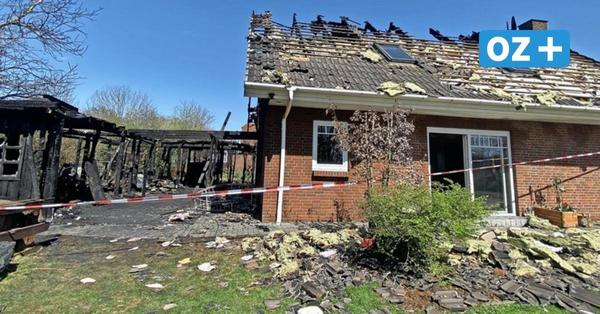 """Hausbrand in Karow: """"So richtig realisiert haben wir das noch nicht"""""""