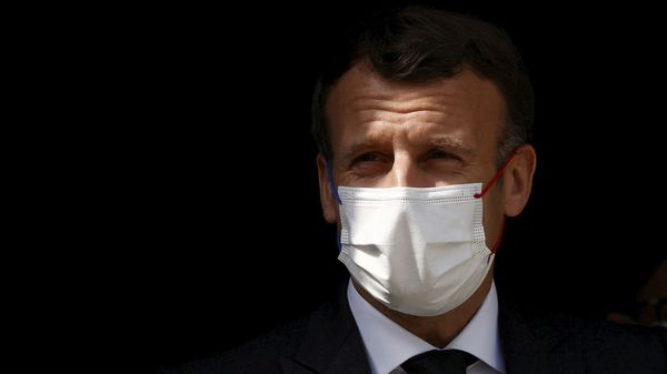 Macron: Restaurants und Läden sollen in Frankreich Mitte Mai schrittweise öffnen