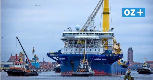 Nord Stream 2: Russischer Botschafter geht von Fertigstellung in diesem Jahr aus