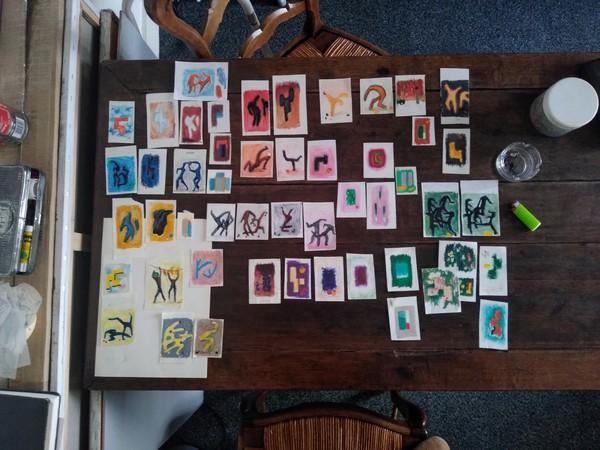 Paulina Litwin's studio