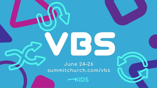 Summit Kids is excited to host VBS this year across many of our Summit campuses and in many homes across the Triangle! Learn more at summitchurch.com/vbs
