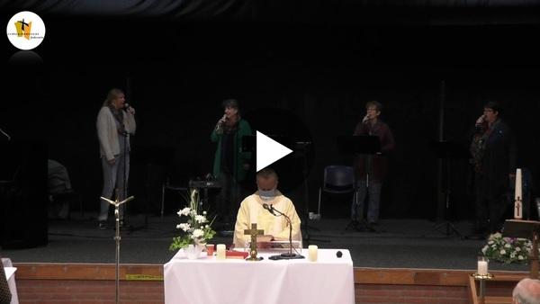 HOOGMADE - Uitzending Viering 25 april vanuit Hoogmade (video)