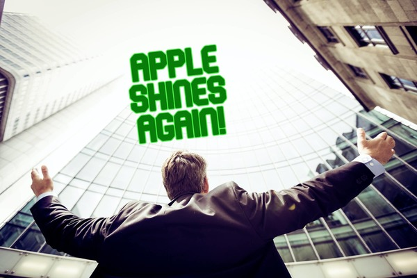 Apple shines in hugely successful quarter