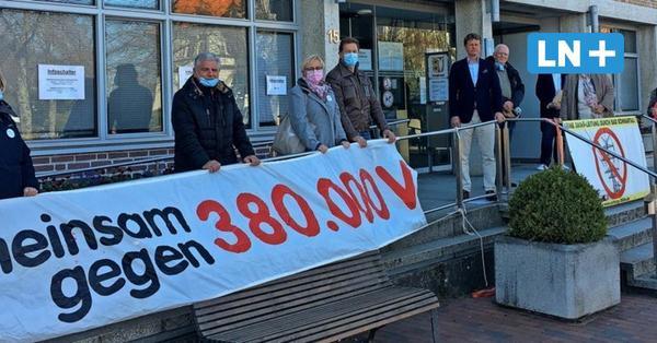 Ostholstein: Geplante Trasse für Starkstrom sorgt weiter für Ärger