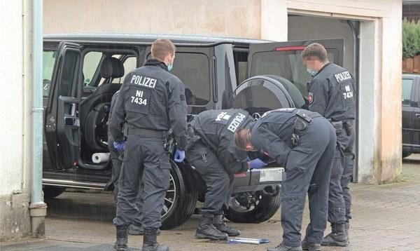 """Offenbar erfolgreicher Einsatz des """"Räderwerks"""" - Heidekreis - Walsroder Zeitung"""