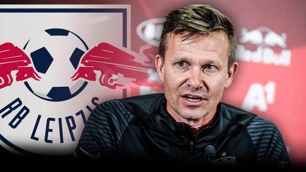 Neuer Trainer für RB Leipzig: Das sagt Jesse Marsch über seinen Wechsel