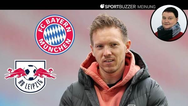 RB Leipzig, Nagelsmann und der Wechsel zu Bayern: Vertrauen verspielt
