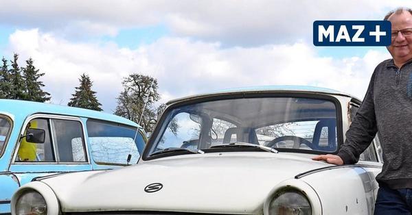 Frank Köster aus Babitz liefert Trabant-Ersatzteile in die ganze Welt