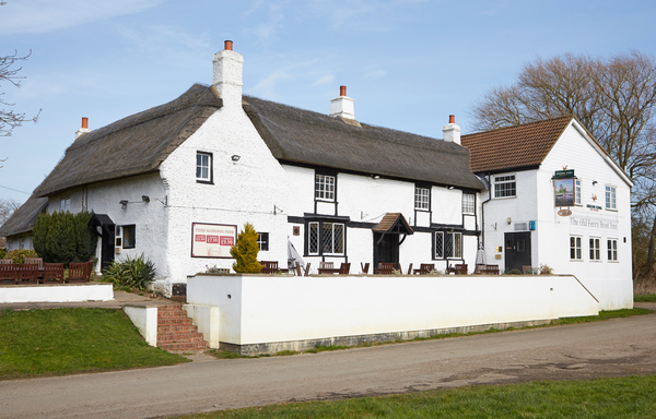 The Old Ferry Boat Inn