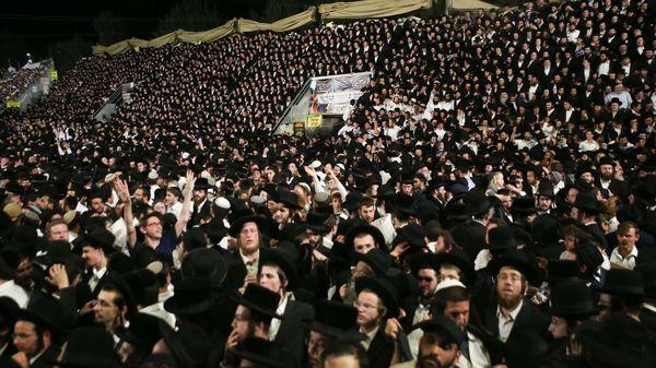 45 Tote bei Massenpanik auf religiösem Fest in Israel