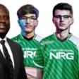 [CLIP] Shaq brings General Auto and NRG's Rocket League team together for historic move | GINX Esports TV