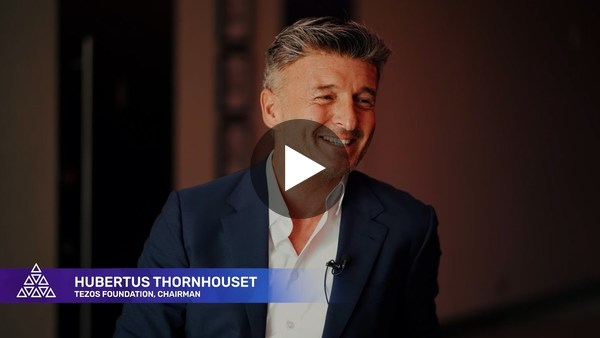 Exclusive Interview with Hubertus Thonhauser, Tezos Foundation Council Chair
