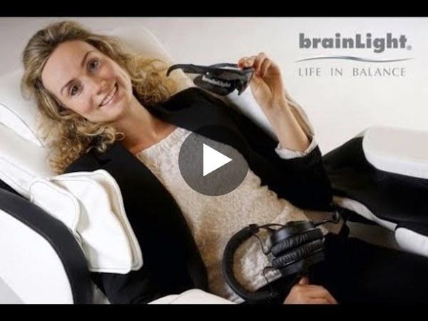 ✅ brainLight - Massagesessel & Tiefenentspannungssystem Testsieger PlusXAward 6x Produkt des Jahres