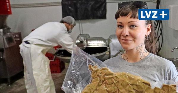 """Leipziger Manufaktur """"Milu vegan"""" beliefert Gastronomie mit fleischlosen Produkten weit über die Stadt hinaus"""