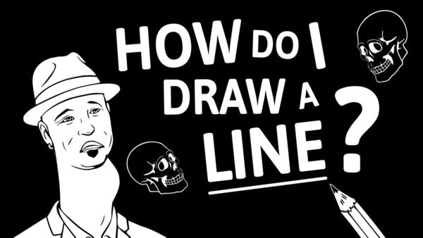 How do I draw a line?