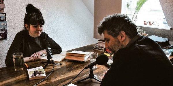 « Laxbrunch », le podcast littéraire