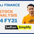 Bajaj Finance Stock Analysis   Q4FY21 Update   हिंदी