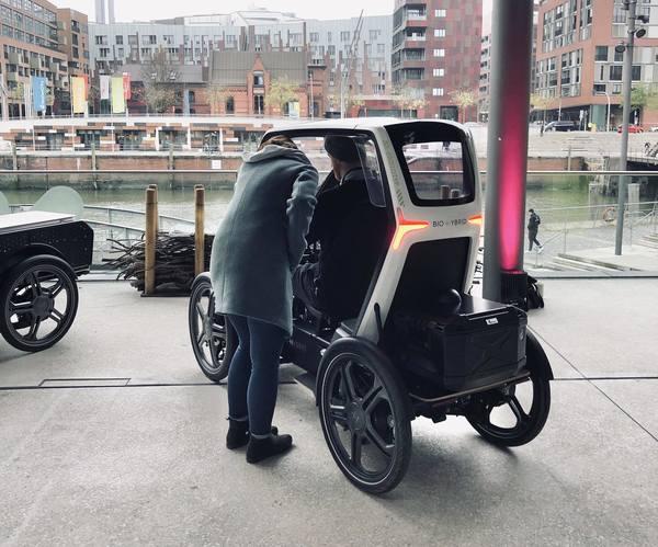 Bio-Hybrid auf dem WunderMobility Summit 2019 in Hamburg