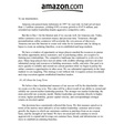Gems from 23 years of Jeff Bezos' Amazon shareholder letters