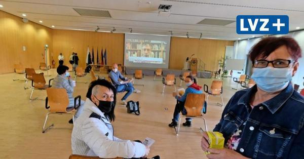 Statt 24/7-Impfzentrum: Bundeswehr startet in Delitzsch mit Impfteams