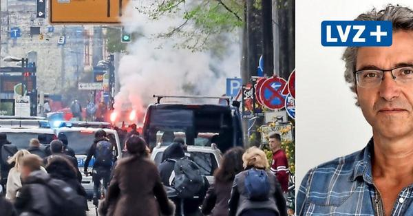 Demos am 1. Mai in Leipzig: Es bleiben Fragen