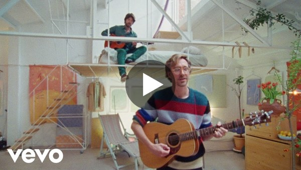 """Kings Of Convenience's comeback single, """"Rocky Trail,"""" complete with excellent video."""