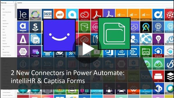 Brand New Biz Apps MVP, Heidi Neuhauser shows New Power Automate Connectors