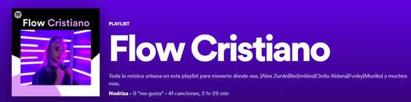 Playlist By La Nodriza